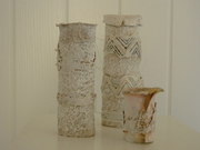 Inspired by Bronze and Iron Age pots
